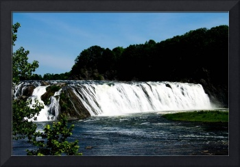 View of Cohoes Falls