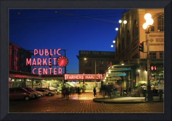Pike's Place Market