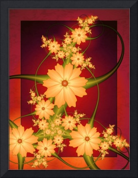 Fractal Flowers for You