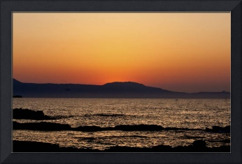 Chania Sunset