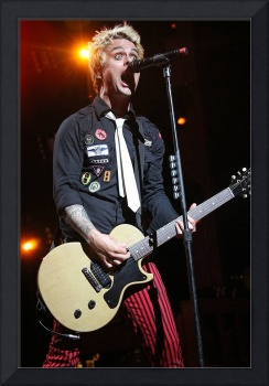 Green Day Guitarist Billie Joe Armstrong