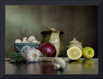 Chef's Ingredients