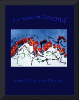 To Reach Beyond - Book Poster