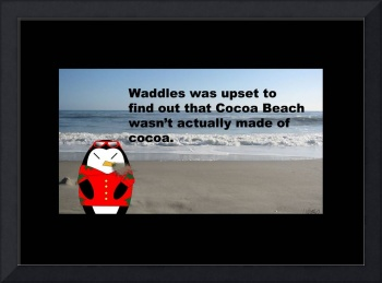 Waddles at Cocoa Beach