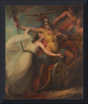 William Atad'The Triumph of Mercy~'From Collins''O