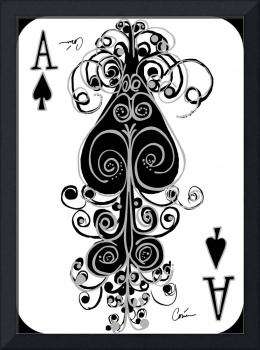 Ace of Spades:  Symbol of Success