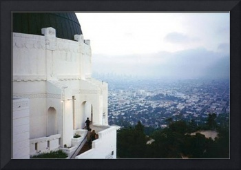 Griffith Observatory - Hollywood CA