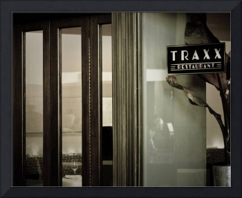 Traxx Restaurant Union Station - Toned