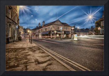 Bakewell Bridge Street