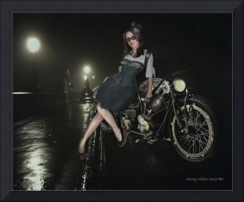Ashley - Steampunk - Motor