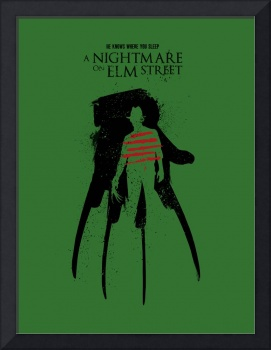 Alternative nightmare on elm street movie poster