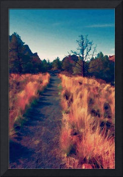 Trail at Smith Rock