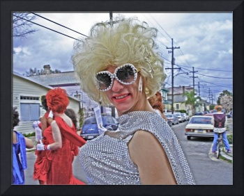 Drag Queen Supreme, Mardi Grad Day, New Orleans