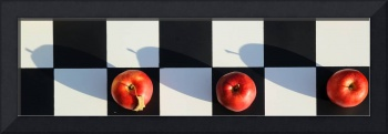 Apple checkers (fragment)