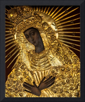 Our Lady of Grace of the Gate of Dawn Icon Vilnius