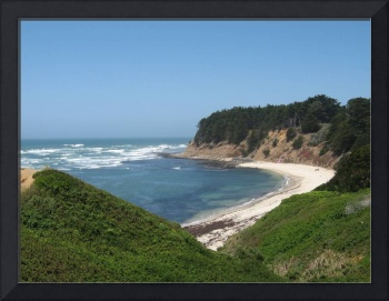 Coastline-Moss Beach, CA