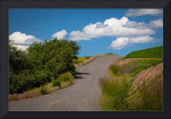 Palouse Country Road