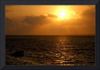 Cayman Islands: East End Sunrise