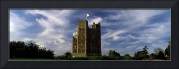 Low angle view of a castle Orford Castle Orford S