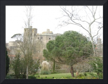 clisson, the chateau