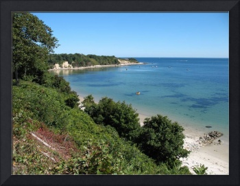 Manomet bluffs