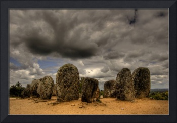 The Almendres Cromlech