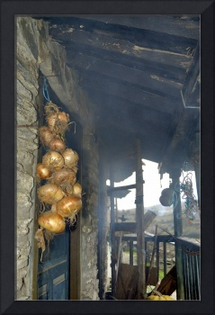 The Onions In the Smoke