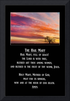 The Hail Mary Prayer