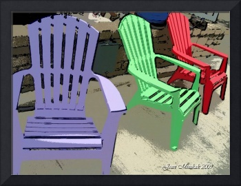 More Kelly's Island Chairs