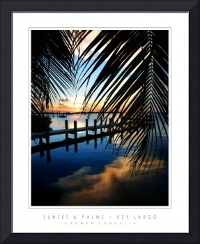 Sunset & Palms - Key Largo, FL