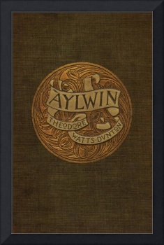 Aylwin, detail of 1899 book cover