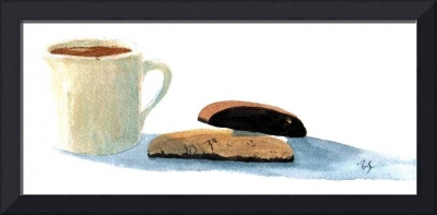 Biscotti & Chocolate