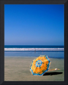 Beach with Parasol, Jaco - Costa Rica
