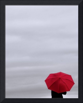 Little Red Umbrella