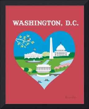 Washington, D.C. - Heart