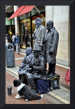 Some Chaps On Grafton Street