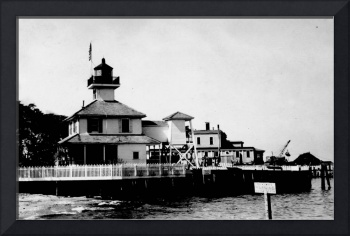 New Canal Lighthouse Case