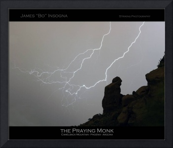 The Praying Monk - Camelback Mountain