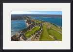 Eastward Ho Golf Course Aerial at Chatham by Christopher Seufert