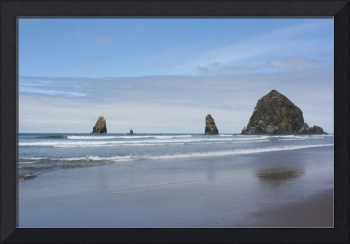 Canon Beach at Haystack Rock