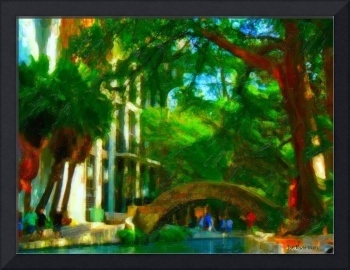 I-1081  Riverwalk Overpass Bridge - 18x24-large