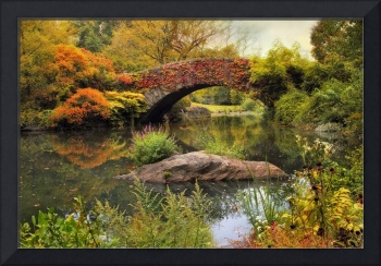 Gapstow Bridge Serenity