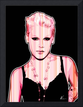 P!nk | Pink | Pop Art