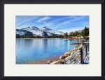 Donner Lake by David Smith