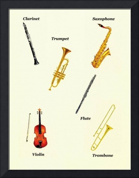 6 Musical Instruments