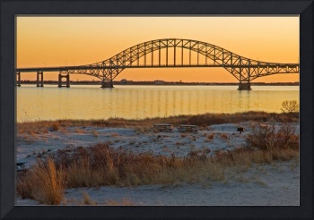 Captree Bridge Long Island NY