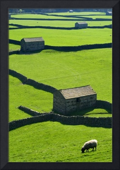 The Yorkshire Dales - Gunnerside, Swaledale