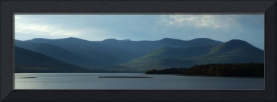 Catskill Mountains Panorama