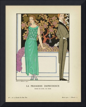 Fashion Poster 1900-1920s Series - 21