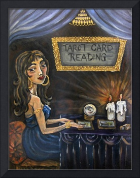 Tia The Tarot Card Reader